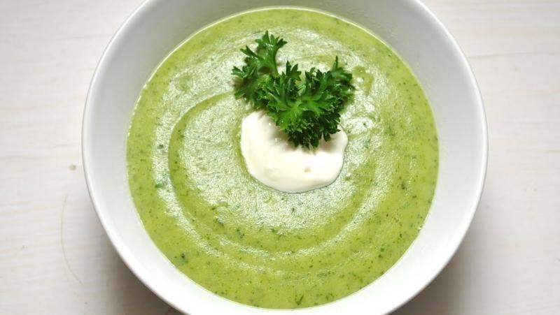 Zucchinni Soup