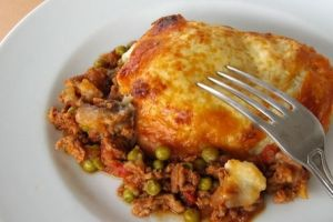 Chicken Shepherds Pie