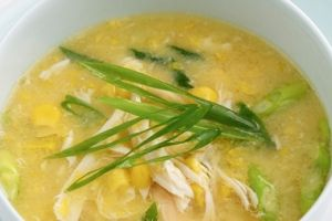 Chicken Sweet Corn Soup